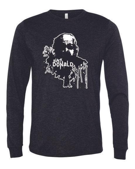 North Brewery Black Donald Long Sleeve Shirt