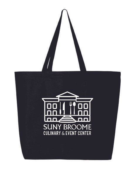 SUNY Broome Culinary Tote Bag