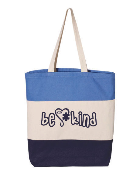 Be Kind AWA Tote Bag