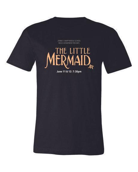 The Little Mermaid Short Sleeve Tshirt