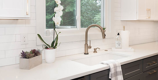 Touch Kitchen Faucet Installation in East Cobb, GA