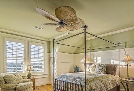 Bedroom Ceiling Fan Installation in Roswell, GA
