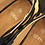 Thumbnail: Baskets Seconde Main cuir