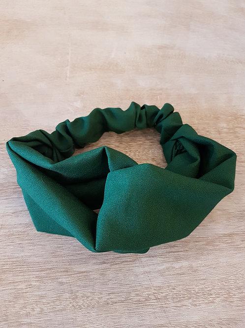 Headband éco-responsable Modèle Emraude