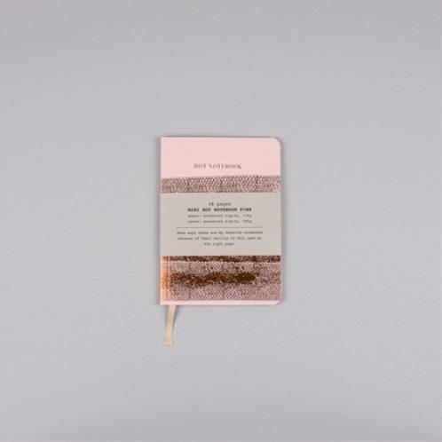 Notebook Rose A6 Hot Copper by MUS