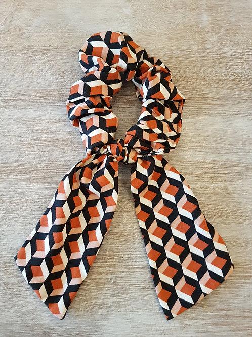 Chouchou foulard éco-responsable