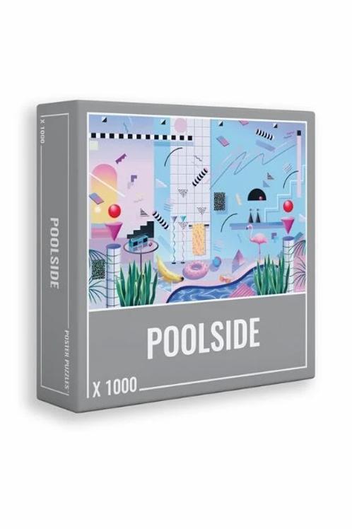 Puzzle 1000 pièces POOLSIDE (8 ans et+)