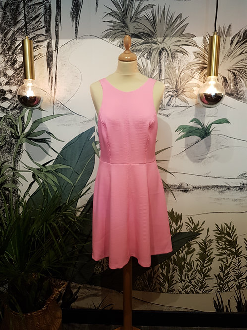 Robe sans manches rose SANDRO Taille 38