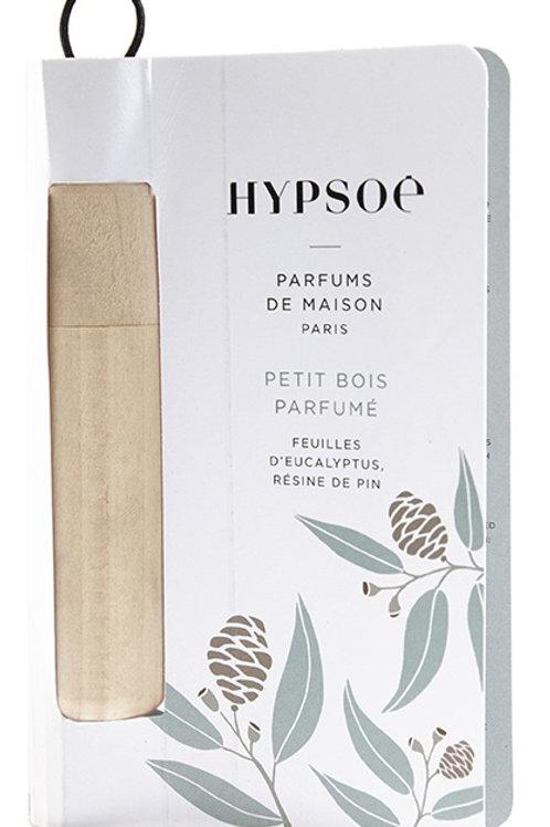 Diffuseur de Parfum / Petit Bois FEUILLES D'EUCALYPTUS RESINE DE PIN  d' Hypsoé