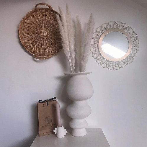 Grand Vase Céramique en Grès Brut par TATALU