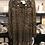 Thumbnail: Robe Voile détails brodés et sequins