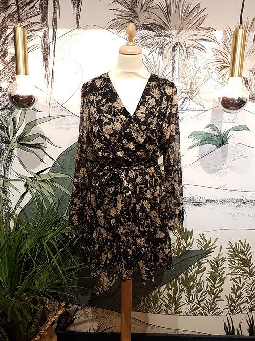 Robe cache-coeur KILKY PARIS Taille M/L
