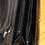Thumbnail: Sac à main Vintage façon Croco Noir