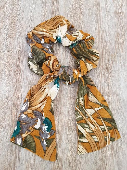Chouchou foulard éco-responsable Modèle Mathilda
