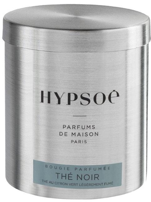 Bougie HYPSOE Thé Noir 200 gr