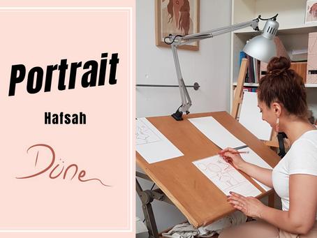 Interview Illustratrice - DÜNE ILLUSTRATIONS