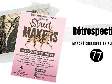 Rétrospective de notre marché créateurs : les Street Makers