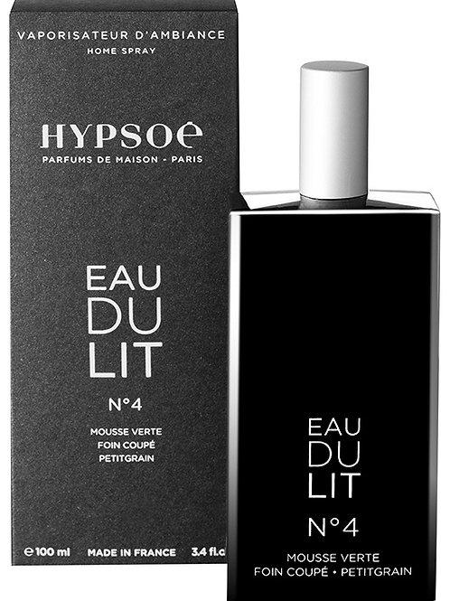 Eau du Lit n°4 MOUSSE VERTE d'Hypsoé Paris