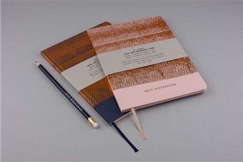 Notebook Bleu A5 Hot Copper by MUS