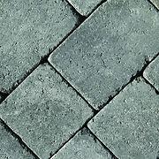 grey block paving