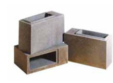 flue blocks