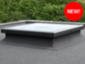 Velux flat roof window