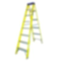 heavey duty step ladders