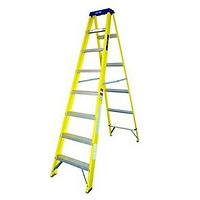 heavey duty step ladders