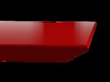 Silestone mitred edge