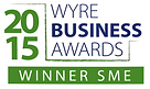 wyre business awards winner 2015