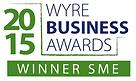 wyre business awards winner 2015