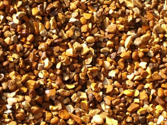 10mm Golden Gravel