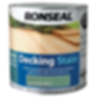 ronseal decking staine