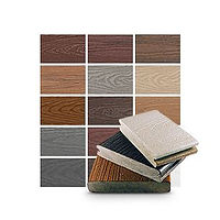 trex composite decking colours