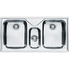 franke stainless steel sink