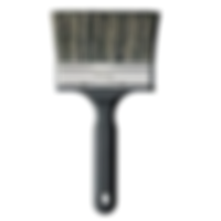 fence paint brush