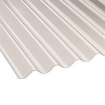 corrugated translucent pvc roofing