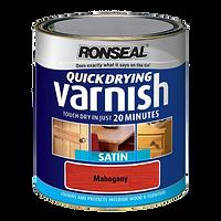 quickdrying varnish