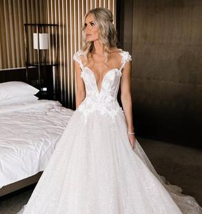 Bridal care for Karla._Skin + Brow + bo