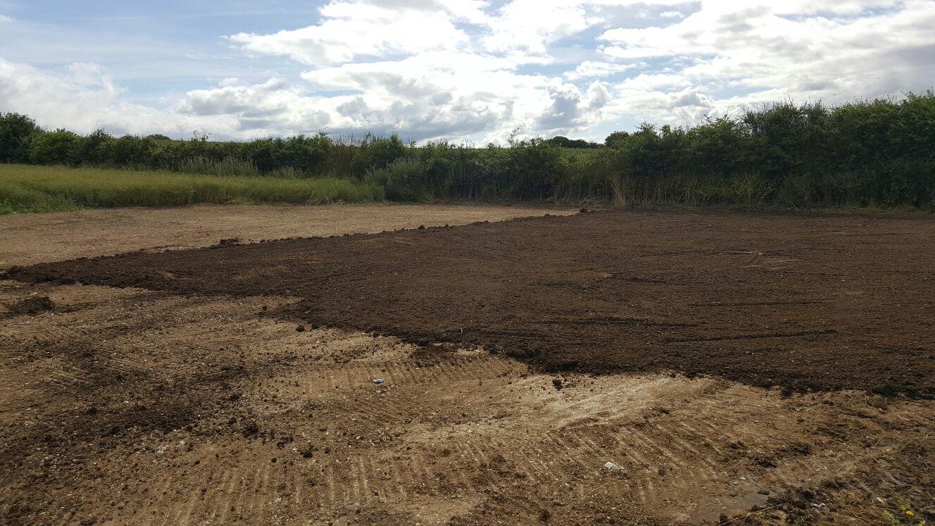 Topsoil Reinstatement