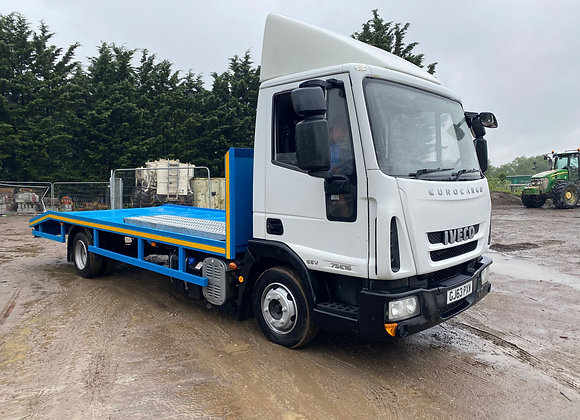 Iveco Eurocargo Beavertail