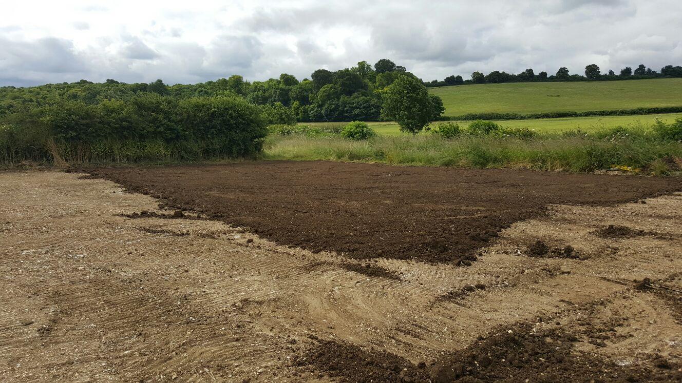 Top Soil Reinstatement