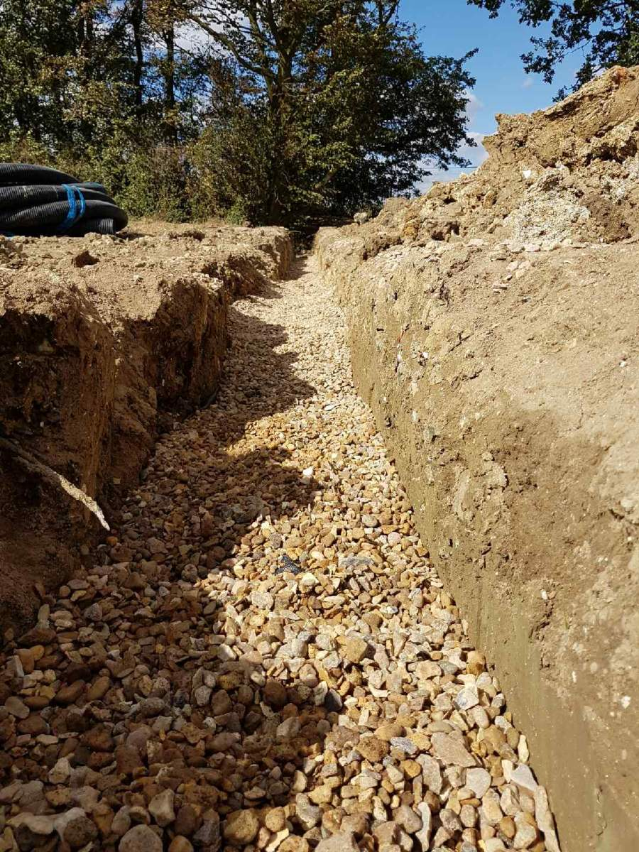 Site and Land Drainage