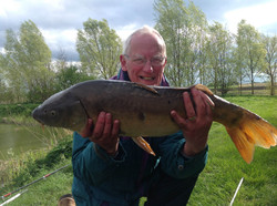 One guest had a great fishing day
