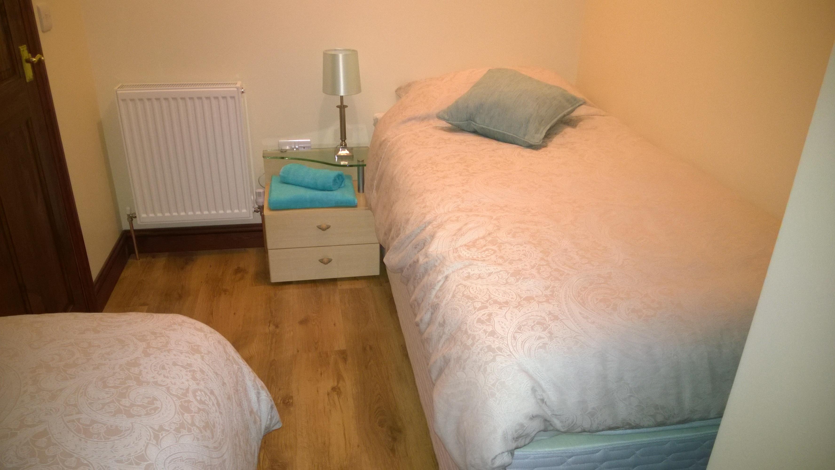 Bedroom Two, Twin Room
