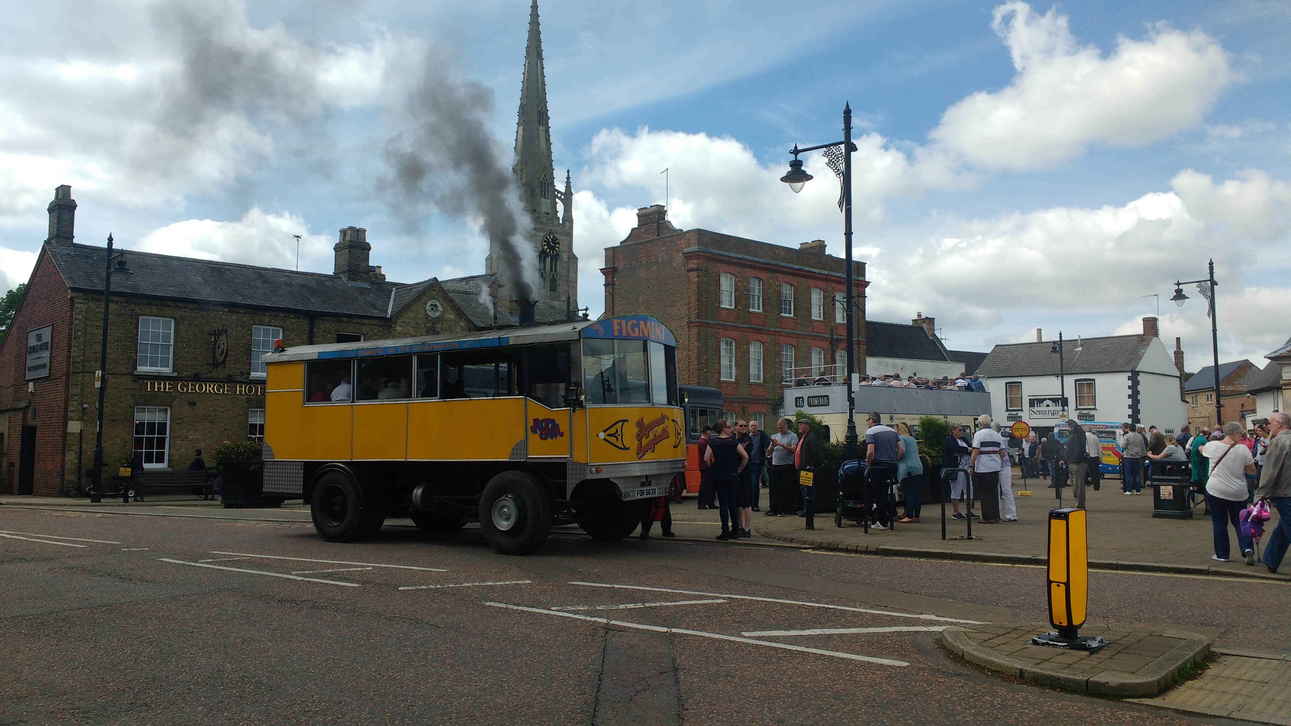 Whittlesey classic car & Busfest