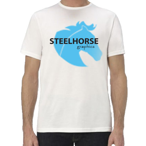 Steelhorse Brand with Large Logo