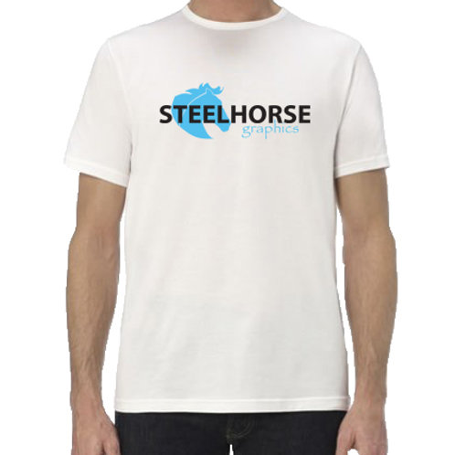 Steelhorese Graphics With Solid Logo