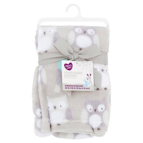 Parent's Choice Plush Baby Blanket