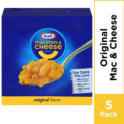 Kraft Mac n Cheese